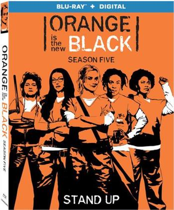 Orange is the New Black - Season 5 (3 Blu-rays)