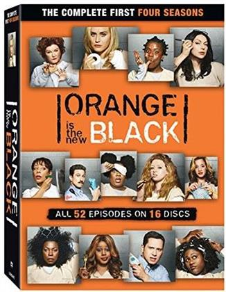 Orange Is The New Black - Season 1-4 (16 DVDs)