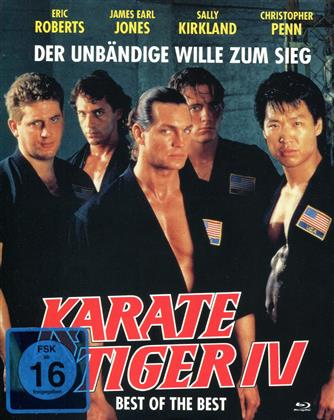 Karate Tiger IV - Best of the Best (1989) (Uncut)