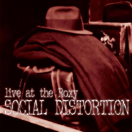 Social Distortion - Live At The Roxy (2018 Edition, LP)