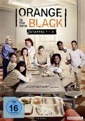 Orange is the New Black - Staffel 1-4 (20 DVDs)