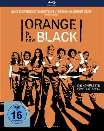 Orange is the New Black - Staffel 5 (4 Blu-rays)