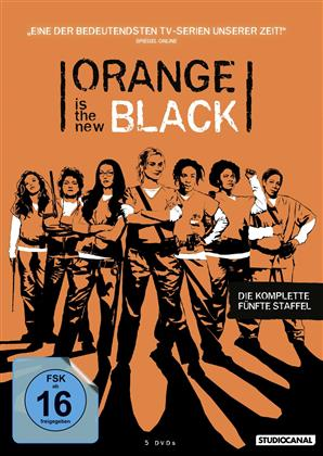 Orange is the New Black - Staffel 5 (5 DVDs)