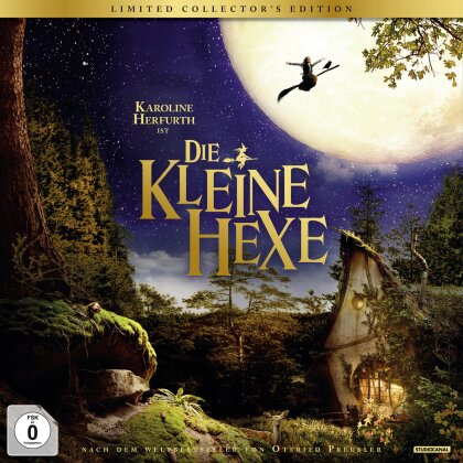 Die kleine Hexe (Limited Collectors Edition, Blu-ray + DVD)