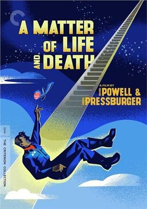 A Matter Of Life & Death (1946) (Criterion Collection)