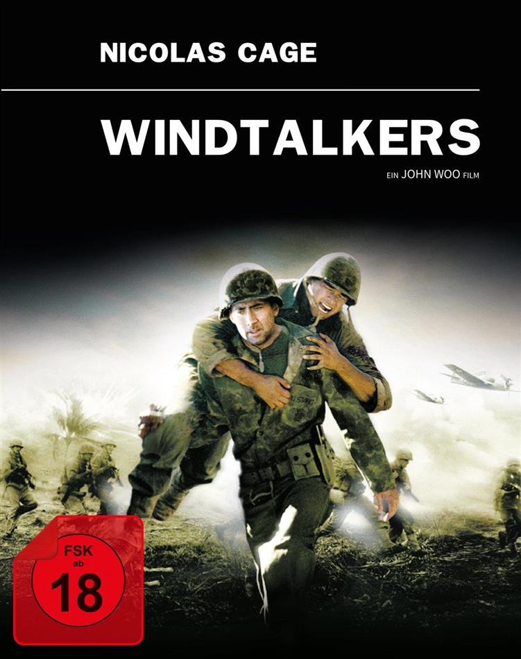 Windtalkers (2002) (Filmconfect Essentials, Limited Edition, Mediabook)