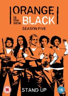 Orange is the New Black - Season 5 (4 DVDs)