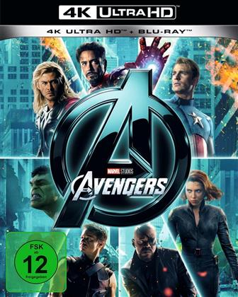 The Avengers (2012) (4K Ultra HD + Blu-ray)