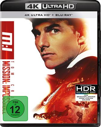 Mission: Impossible 1 (1996) (4K Ultra HD + Blu-ray)