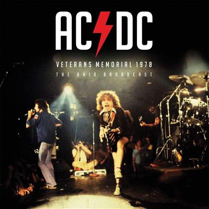 AC/DC - Veterans Memorial 1978 (Gatefold, Limited Edition, LP)