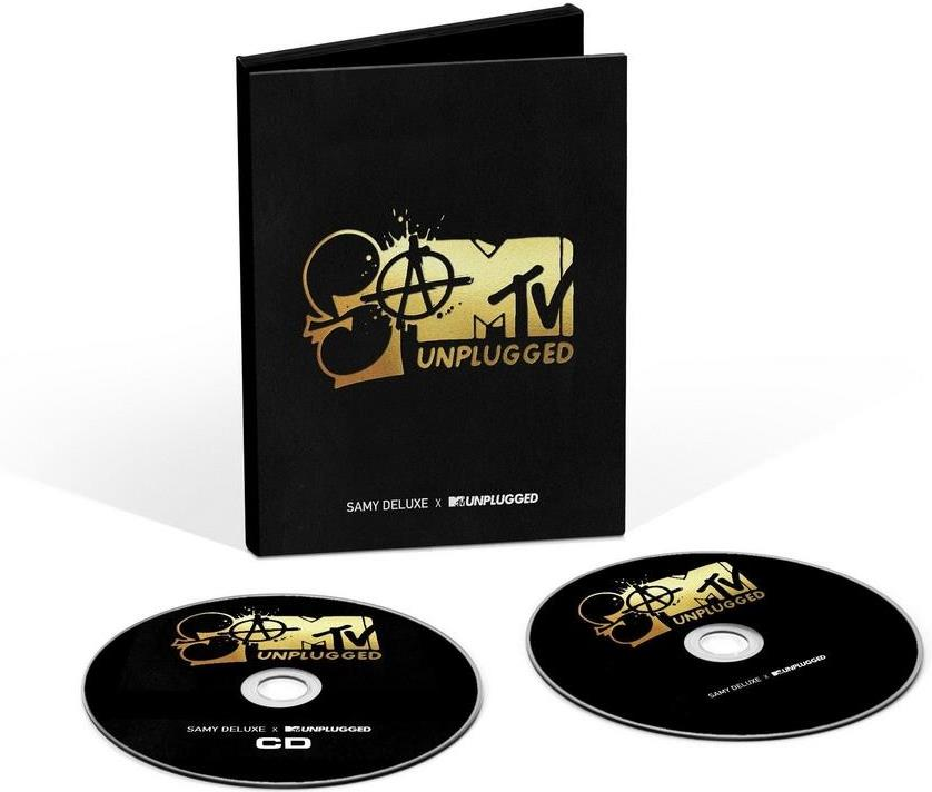 Samy Deluxe - SAMTV Unplugged (limited Deluxe, 2 CDs + Blu-ray)