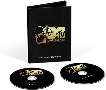 Samy Deluxe - SAMTV Unplugged (limited Deluxe, 2 CDs + DVD)