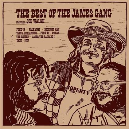James Gang - Best Of (Acoustic Sounds Ausgabe, LP)