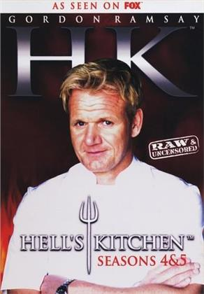 Gorden Ramsay - Hell's Kitchen - Seasons 4 & 5 (6 DVDs)