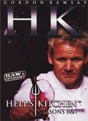Gordon Ramsay - Hell's Kitchen - Seasons 6 & 7 (6 DVDs)