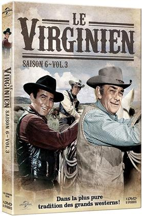 Le Virginien - Saison 6 - Vol. 3 (5 DVDs)