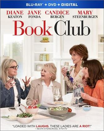 Book Club (2018) (Blu-ray + DVD)