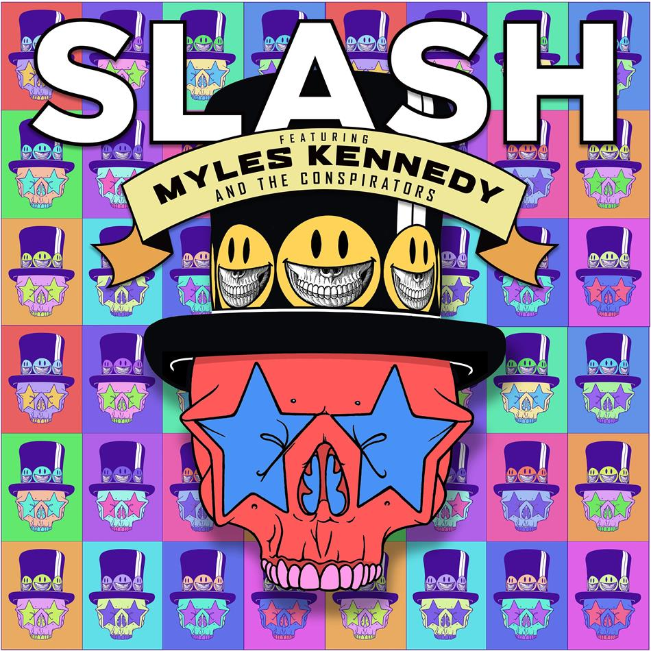 Slash feat. Myles Kennedy and The Conspirators - Living The Dream