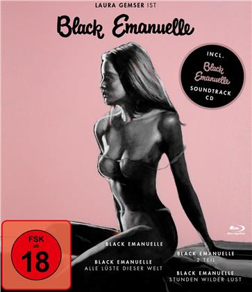 Black Emanuelle 1-4 (4 Blu-rays + CD)