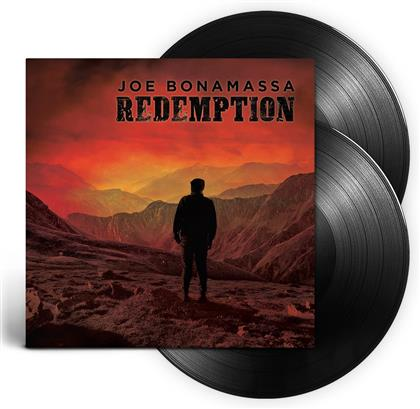 Joe Bonamassa - Redemption (Gatefold, 2 LPs + Digital Copy)