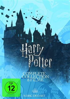 Harry Potter 1-7 - Complete Collection (8 DVDs)