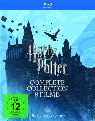 Harry Potter 1-7 - Complete Collection (8 Blu-rays)