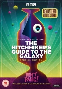 The Hitchhiker's Guide to the Galaxy (BBC, Remastered, Special Edition, 3 DVDs)