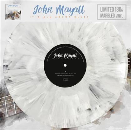 John Mayall - It s all about blues (Marble Vinyl, LP)