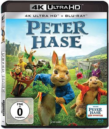 Peter Hase (2018) (4K Ultra HD + Blu-ray)