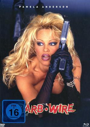Barb Wire (1996) (Cover A, Limited Edition, Mediabook, Uncut, Unrated, Blu-ray + DVD)