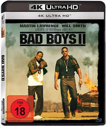 Bad Boys 2 (2003) (4K Ultra HD + Blu-ray)