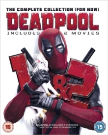 Deadpool 1+2 - The Complete Collection (for now)