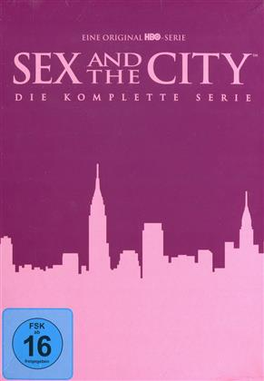 Sex and the City - Die komplette Serie (17 DVDs)