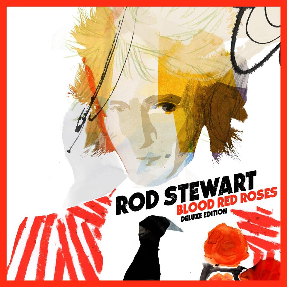 Rod Stewart - Blood Red Roses (Deluxe Edition)