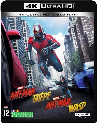 Ant-Man et la Guêpe - Ant-Man and the Wasp (2018) (4K Ultra HD + Blu-ray)