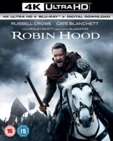 Robin Hood (2010) (4K Ultra HD + Blu-ray)