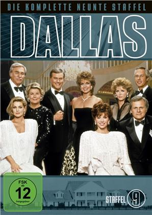 Dallas - Staffel 9 (8 DVDs)