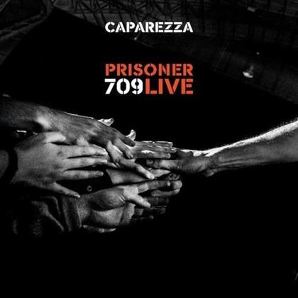 Caparezza - Prisoner 709 - Live (Limited Edition, 2 CDs + DVD + Buch)