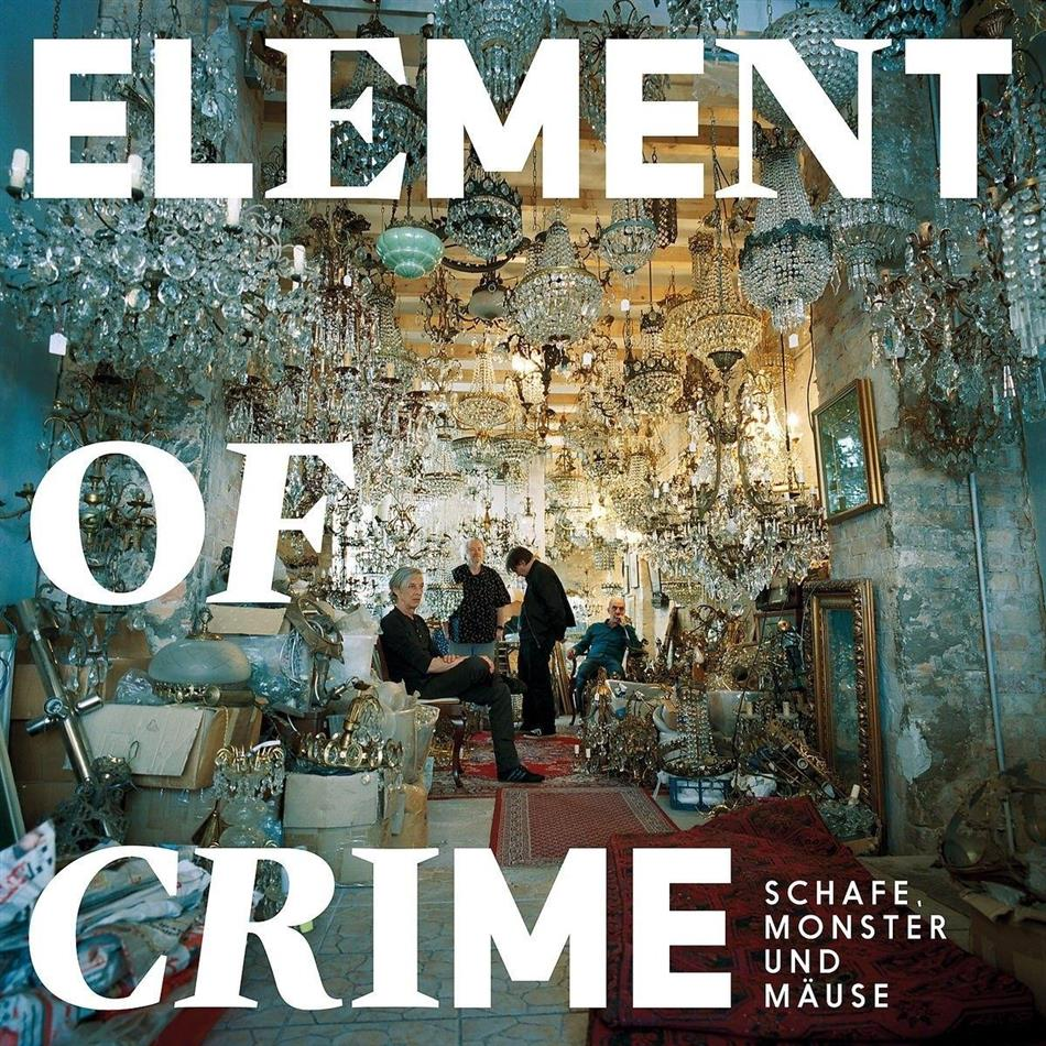Element Of Crime - Schafe, Monster & Mäuse