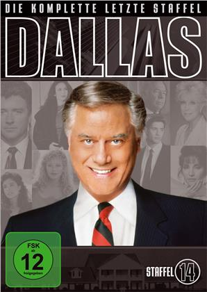 Dallas - Staffel 14 (5 DVDs)