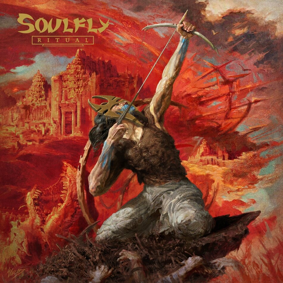 Soulfly - Ritual (Limited Digipack)