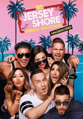 Jersey Shore - Family Vacation - Season 1