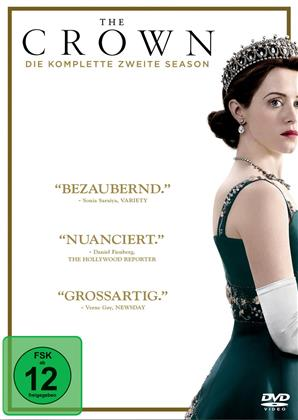 The Crown - Staffel 2 (4 DVDs)
