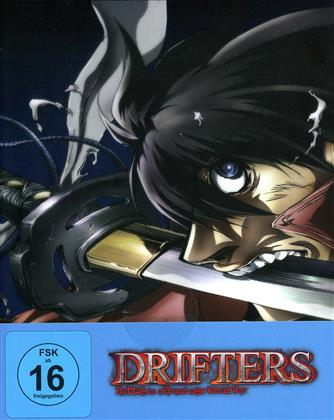Drifters - Battle In A Brand-New World War (Limited Premium Edition, 2 Blu-rays)