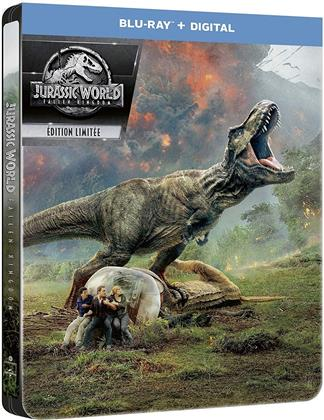 Jurassic World 2 - Fallen Kingdom (2018) (Steelbook)