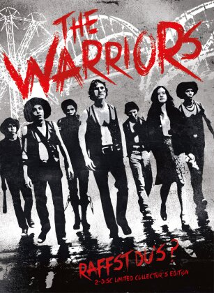 The Warriors (1979) (Cover B, Collector's Edition, Limited Edition, Mediabook, Blu-ray + DVD)