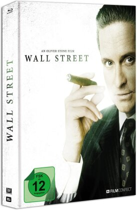 Wall Street (1987) (Limited Edition, Mediabook)