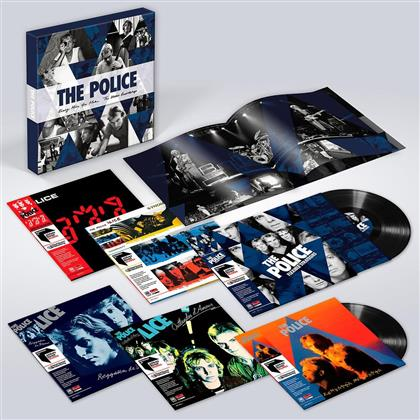 Police - Every Move You Make (6 LPs)