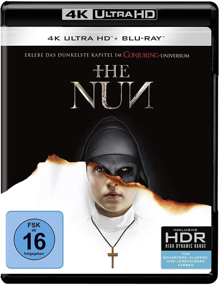 The Nun (2018) (4K Ultra HD + Blu-ray)
