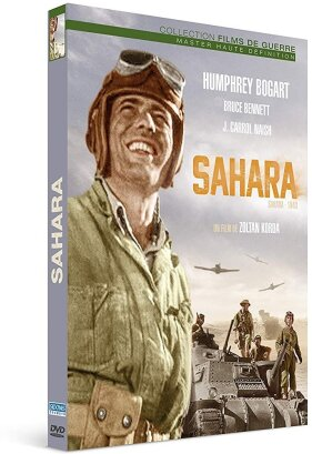 Sahara (1943) (Collection Films de guerre, s/w)